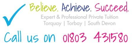 Riviera Tuition Torquay 01803 431580