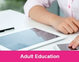 Adult education in Torquay