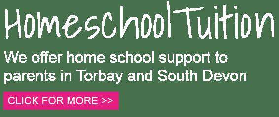 homeschool tuition torbay